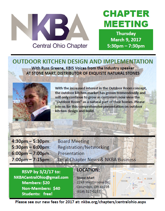 Central Ohio Chapter Event