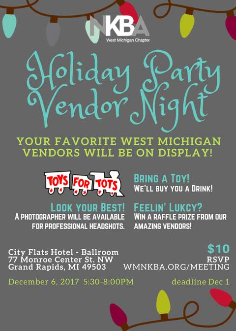 West Michigan Holiday Party