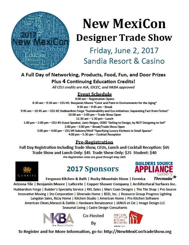 New Mexico Chapter Event