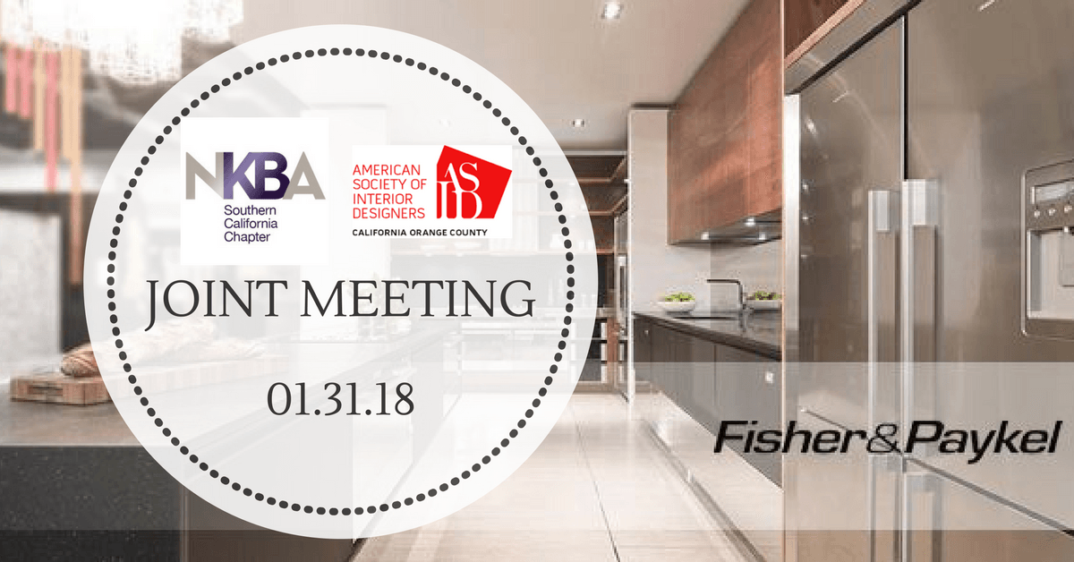 Southern California Chapter Event