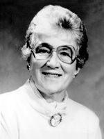 Rosemarie Mahaffey (Special Staff Merit Award)